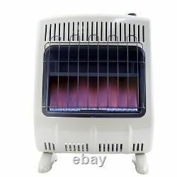 Mr Heater Blue Flame 20000 BTU Natural Gas Vent Free heater