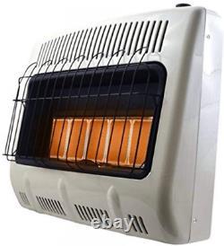 Mr. Heater Corporation F299831 Vent-Free 30,000 BTU Radiant Multicolor