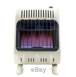 Mr. Heater Corporation Vent-Free 10,000 BTU Blue Flame Natural Gas Heater, Multi
