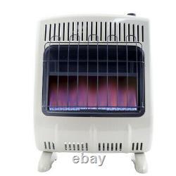 Mr Heater F299721 Blue Flame 20000 Btu Natural Gas Vent Free