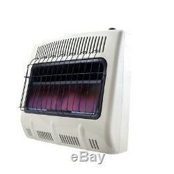 Mr Heater F299731 Blue Flame 30000 BTU Natural Gas Vent Free Heater