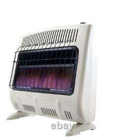 Mr Heater F299731blue Flame 30000 Btu Natural Gas Vent Free Heater