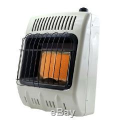Mr. Heater F299810 10,000BTU Vent-Free Radiant Propane Heater, Indoor Burner New