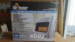 Mr Heater F299831 Natural Radiant 5 Plaque Gas Heater 30k Vent Free 3311784