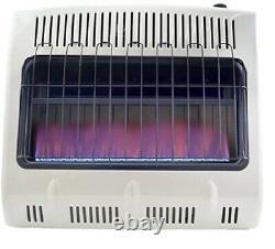Mr. Heater MHVFBF30NGT 30,000 BTU Blue Flame Vent Free Radiant Natural Gas Heater
