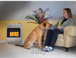 Mr Heater Radiant Propane Portable Heater Gas Indoor Outdoor 18000 BTU Vent Free