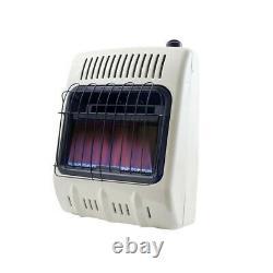 Mr Heater Vent-Free Blue Flame Natural Gas Heater 10000 BTU Hr