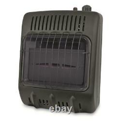 Mr. Heater Vent-Free Propane Ice Fishing Heater, 10,000 BTU
