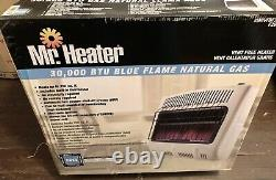 Mr Heater Vent-free Blue Flame Heater Natural Gas 30,000 Btu #mhvfbf30ngt New