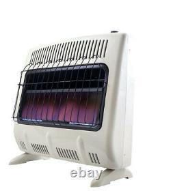 Mr Heaterblue Flame 30000 Btu Natural Gas Vent Free Heater F299731