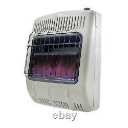 NEW F299721 Mr Heater Blue Flame 20000 BTU Natural Gas Vent Free heater