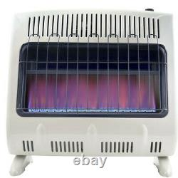 NEW F299731 Mr HeaterBlue Flame 30000 BTU Natural Gas Vent Free heater