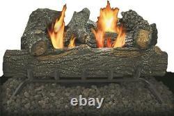 New Kozy World Gld2455t Vent Free 24 Dual 30k Btu Natural Gas Logs 3232931