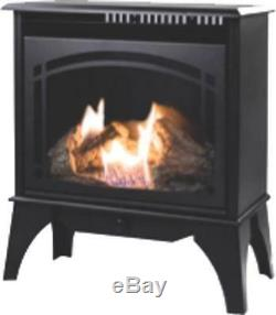 New World Marketing Gsd2210 Vent Free Dual Fuel Gas Stove Heater 22k Btu 3232915