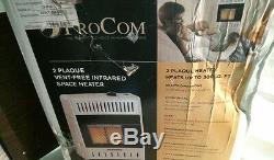 ProCom 00030 Vent Free Infrared Thermostat Control Space Heater 10,000 BTU FS
