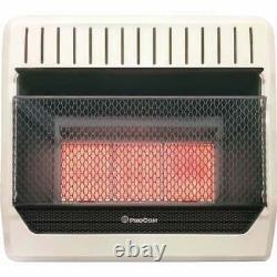 ProCom 28,000 / 30,000 BTU Natural Gas or Propane Gas Vent-Free Infrared Plaque