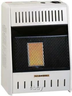 ProCom ML060HPA 6,000 BTU Infrared VENT FREE HEATER Propane LP Gas