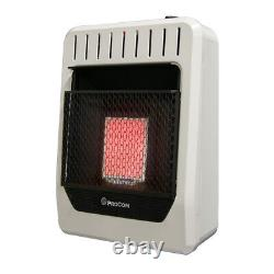 ProCom ML1PHG Ventless Infrared Propane Gas Wall Heater, Vent Free 10,000 BTU
