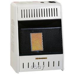 ProCom MN060HPA Ventless Natural Gas Plaque Heater, Vent Free 6,000 BTU