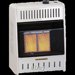 ProCom MN100HPA Ventless Infrared Natural Gas Heater, Vent Free 10,000 BTU