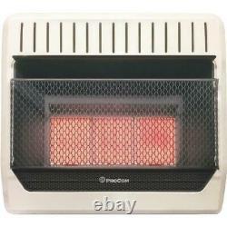 ProCom MN3PHG 30,000 BTU Infrared VENT FREE HEATER Natural Gas