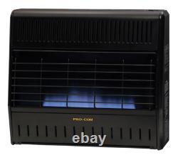 ProCom MNSD300TGA Dual Fuel Vent Free Garage Gas Heater
