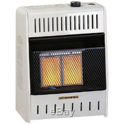 Pro Com MNSD2TPA Dual Fuel Vent less Infrared Gas Heater, Vent Free 10,000 BTU
