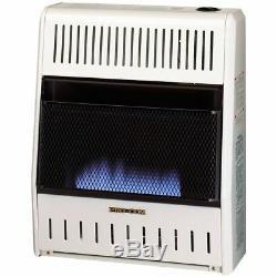 Procom ML200HBA Ventless Liquid Propane Blue Flame Gas Heater, Vent Free 20K BTU
