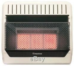 Procom ML3PHG 28,000 BTU Vent Free PROPANE LP GAS Infrared Wall Heater
