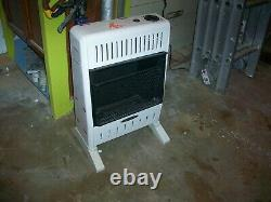 Reddy Heater Vent Free Gas Wall Hester (BWH10NLMC)