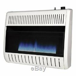 Remington 30K-BTU Wall or Floor-Mount Natural Gas Vent-Free Convection Heater