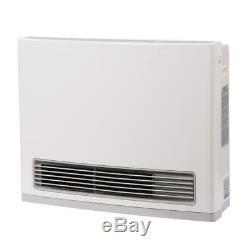 Rinnai 22,000 BTU Propane Gas Vent-Free Fan Convector