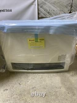 Rinnai FC824N 24000 Btu Vent Free Fan Convector Furnace Natural Gas (S-20)
