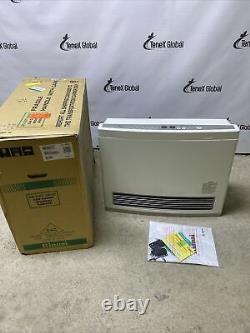 Rinnai FC824N 24000 Btu Vent Free Fan Convector Furnace Natural Gas S-21