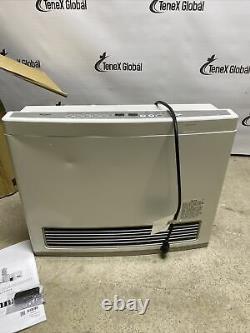 Rinnai FC824N Fan Convection Heater Vent Free Natural Gas Q-14