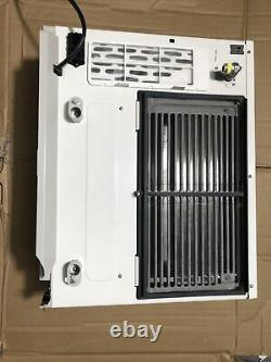 Rinnai FC824N White 24000 Btu Vent Free Natural Gas Fan Convector with DINGS