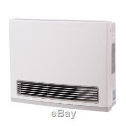 Rinnai FC824 24k BTU 99.9% AFUE Vent-Free Gas Fan Convector