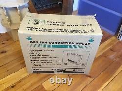 Rinnai Vent Free Convector Heater FC824N /Natural Gas /24k BTU White