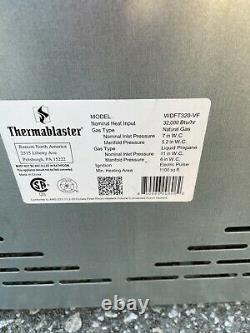 THERMABLASTER 32,000 BTU BLUE FLAME VENT-FREE HEATER Liquid Propane