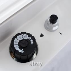 Vent Free Infrared Liquid Propane Wall Heater 12,000 Btu Indoor Thermostatic