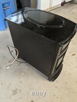Vermont Castings Cast-Iron Stove Propane/Natural Gas BLACK VF25 vent free 25000